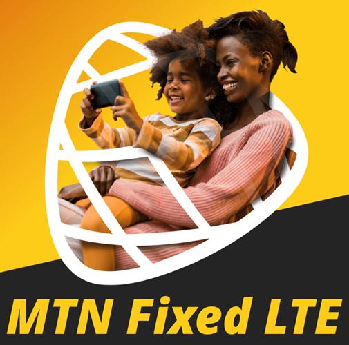MTN Fixed LTE 60GB + 60GB